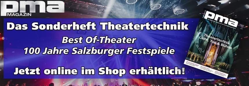 pma Sonderheft Theatertechnik 2020 / 2021